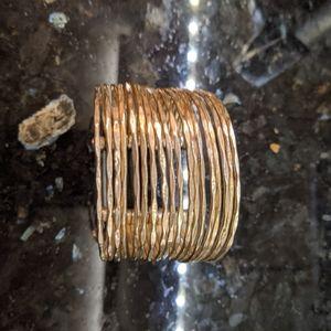 Stitch Fix Sterling Silver Cuff Bracelet